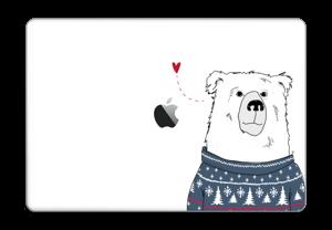 """Ijsbeer Skin MacBook Pro 15"""" 2016-"""