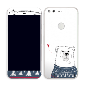 Ours d'hiver Skin Pixel