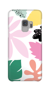 Tropen Handyhülle Galaxy S9