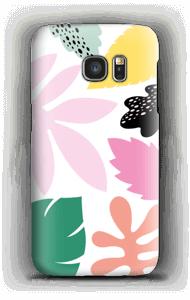 Feuilles couleurs Coque  Galaxy S7