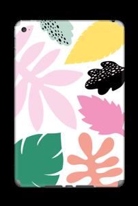 Colorful tropic  Skin IPad Mini 4