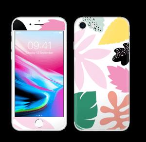 Tropic Skin IPhone 8