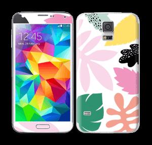 Tropic Skin Galaxy S5