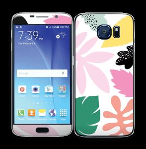 Tropic Skin Galaxy S6