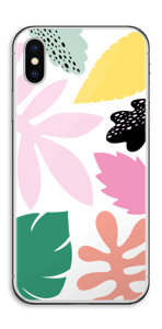 Tropic Skin IPhone X