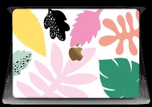 """Feuilles Couleurs Skin MacBook 12"""""""