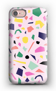 Confetti case IPhone 7 tough