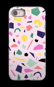 Confetti case IPhone 8 tough