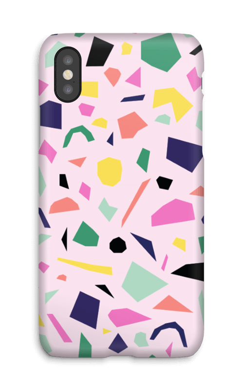 Confetti case IPhone X