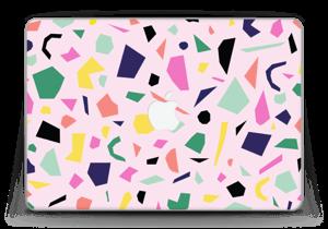 """Konfetti Skin MacBook Pro Retina 13"""" 2015"""