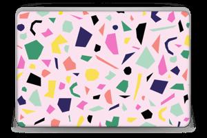 Confetti Skin Laptop 15.6