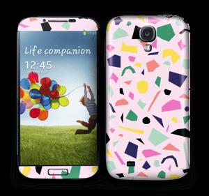 Confetti Skin Galaxy S4