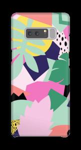 Couleurs & Végétation Coque  Galaxy Note8