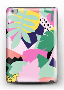Colorful jungle case IPad mini 2