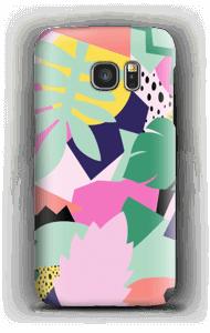 Viidakon värit kuoret Galaxy S7