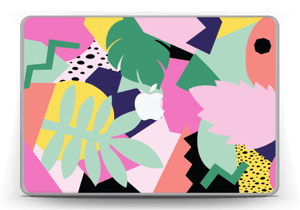 "Colorful jungle Skin MacBook Pro 13"" -2015"