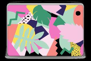 Colorful jungle Skin Laptop 15.6