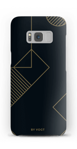 Gold Ride case Galaxy S8