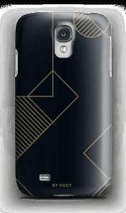 Gold Ride case Galaxy S4