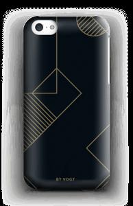 Gold Ride case IPhone 5c