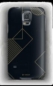 Gold ride kuoret Galaxy S5