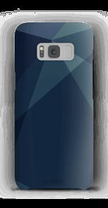 Blue deksel Galaxy S8