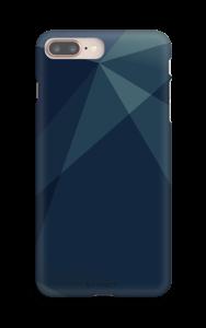 Blue deksel IPhone 8 Plus