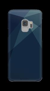 Blue deksel Galaxy S9
