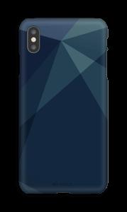 Blue deksel IPhone XS Max