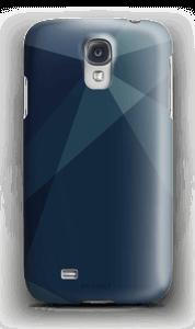 Blue deksel Galaxy S4