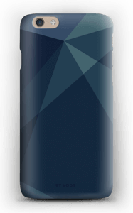 Blue deksel IPhone 6
