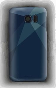 Blue deksel Galaxy S6