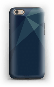 Dark blue case IPhone 6s tough
