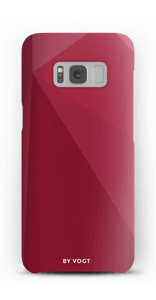 Red deksel Galaxy S8