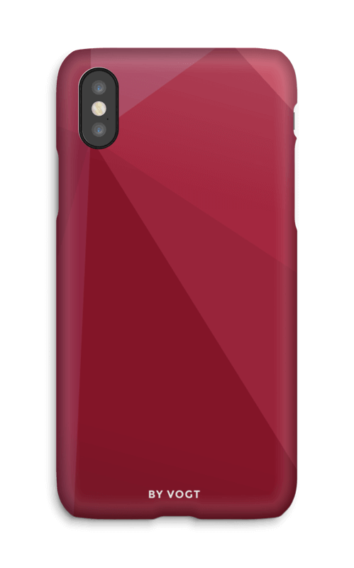 Red deksel IPhone X