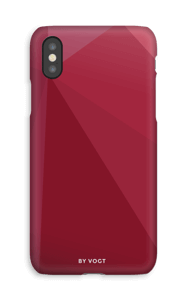 Red deksel IPhone XS
