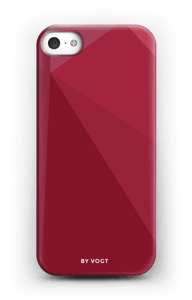 Red deksel IPhone 5/5S