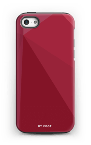 Red skal IPhone 5/5s tough
