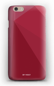 Red case IPhone 6