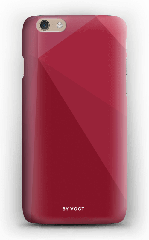 Rood hoesje IPhone 6