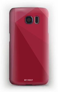 Red case Galaxy S6