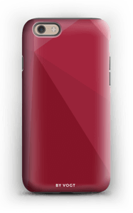 Red deksel IPhone 6s tough