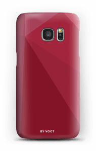 Red deksel Galaxy S7
