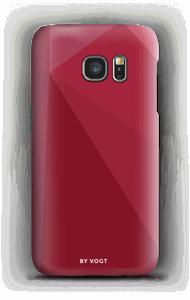 Rot Handyhülle Galaxy S7