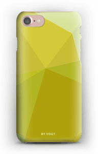 Yellow cover IPhone 7