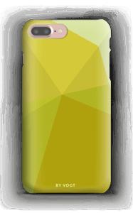 Yellow case IPhone 7 Plus