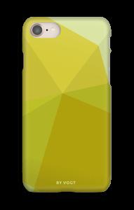 Yellow skal IPhone 8