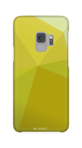 Yellow case Galaxy S9