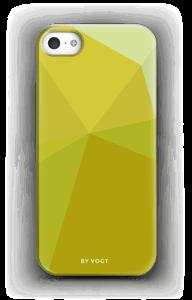 Yellow kuoret IPhone 5/5S