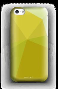 Yellow case IPhone 5c